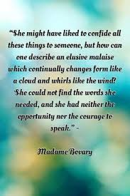 gustave flaubert madame bovary words literary  madame bovary gustave flaubert