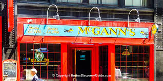 mcgann s irish pub near td garden in boston