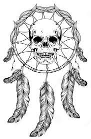 эскизы ловцов снов значение татуировки с ловцом снов шаблоны
