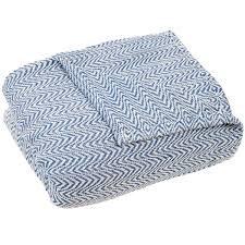 100 percent cotton blankets. Exellent Percent Windsor Home Chevron 100percent Cotton Blanket With 100 Percent Blankets
