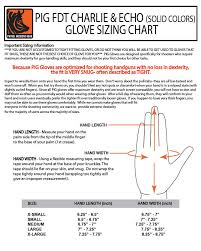 Skd Tactical Pig Tactical Glove Sizing Chart