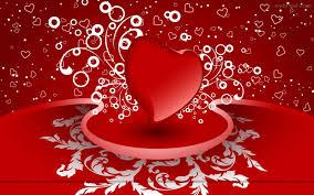 love valentines wallpapers. Plain Valentines Red Heart Romantic Valentine Wallpaper To Love Valentines Wallpapers N