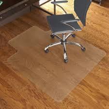 chair mat with lip. E.S. Robbins Anchormat Hard Floor Chair Mat - 45\ With Lip