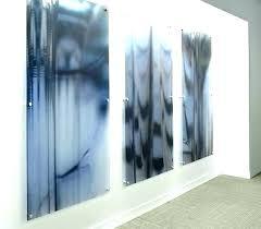 extra large acrylic box frame shadow art frames standoff panels a paper display extra large acrylic box