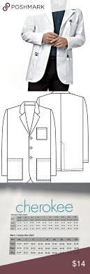 Mens Consultation Style Lab Coat Xl This Handsome Mens Lab