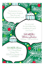 Sample Holiday Party Invitations Good Office Holiday Party