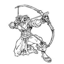 Small Picture Top 10 Hawkeye Coloring Pages For Toddlers