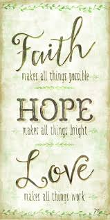 Quotes About Faith Hope Love 40 Quotes Faith Love Hope Quotes Custom Love Faith Hope Quotes