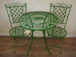 Green wrought iron patio furniture Diy Green Wrought Iron Patio Furniture Pinterest Green Wrought Iron Patio Furniture Interior Iron Patio Furniture