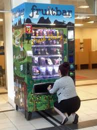 Fruit Vending Machine For Sale Gorgeous Queensland Family Behind Fresh Fruit Vending Machines Inundated With