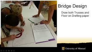 Fundamentals Of Bridge Design Balsa Bridge Design Fundamentals Video
