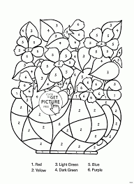 Free Printable Spring Coloring Pages For Kindergarten Best New