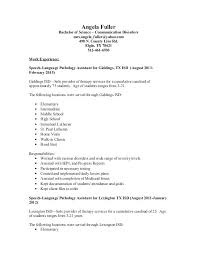 Speech Therapy Resume Classy Speech Therapy Progress Report Template
