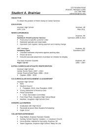 Resume Examples Business Objective General Resume Examples For Free Sample  Resume Cover Food service manager resume