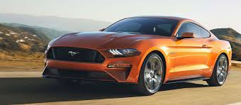 2018 ford mustang price. wonderful price 2018 ford mustang sports car orange fury inside ford mustang price