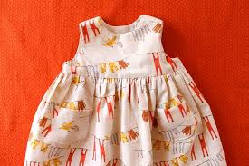 Free Baby Dress Patterns Best Free Little Geranium Dress Pattern Made By Rae