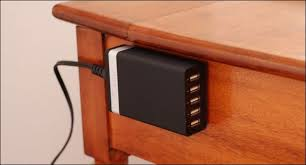 nightstand with usb. Brilliant Usb With The Charger Tucked On Backside Of Nightstand We Now Have  Access To 5 Charging Ports Less Than An Arms Length Away And Can Easily Charge All  And Nightstand Usb T