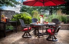 modern patio and furniture medium size umbrella outdoor furniture bedding trendy set with patio sets umbrella
