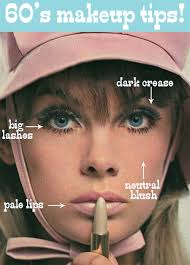 the greatest changes in cosmetic style of the 20th century came about in the 1960 s and still greatly influences how makeup artists work today