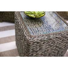 laa point square wicker outdoor