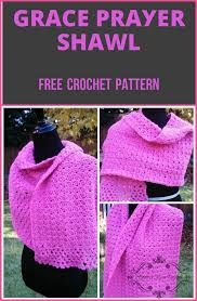 Free Beginner Crochet Prayer Shawl Patterns Custom Decoration
