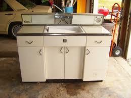 retro metal kitchen cabinets inspiring design 7 vintage metal