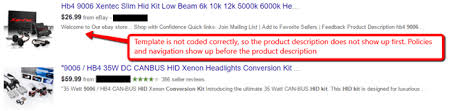 Getting Seen On Ebay 21 Tips For Cracking The Cassini
