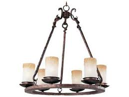 maxim lighting notre dame oil rubbed bronze six light 24 wide chandelier