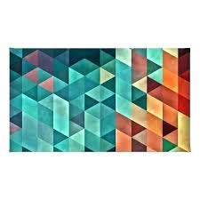teal and orange rug teal brown rug teal and orange rug triangles runner red teal orange