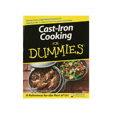 lodge cbcid cast iron cooking for dummies