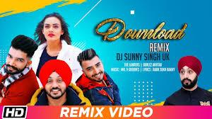 Designer Punjabi Song Download Latest Punjabi Song Remix Download Sung By The Landers Feat Gurlez Akhtar And Himanshi Parashar