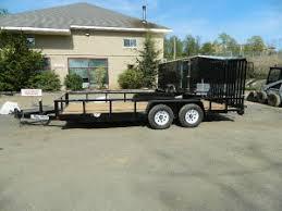 equipment archives elm city trailer bri mar 18′ low profile equipment hd landscape trailer