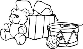 Free Printable Easy Christmas Coloring Pages Easy Color By Number