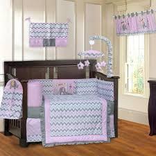 baby nursery baby girl elephant nursery bedding aqua and c crib pink gray set