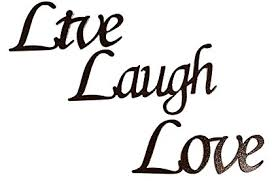 live laugh love words simple font home decor metal wall art on metal wall art words love with amazon live laugh love words simple font home decor metal wall