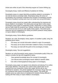 sovereignty essay useful and effective guidelines for  sovereignty essay useful and effective guidelines for writing
