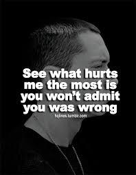 Das Ehrlichste Und Exakteste English Claims From And About Eminem