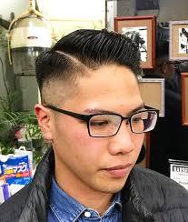 バーバーヘアスタイル Barber Yamashi ページ
