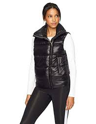 Sam Edelman Coat Size Chart Sam Edelman Womens Puffer Vest At Amazon Womens Coats Shop