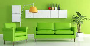 green colour paint design ideas for