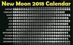 16 Best Full Moon December 2018 Calendar Moon Phases Images