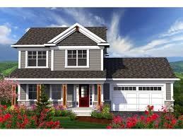 two story house plan 020h 0341