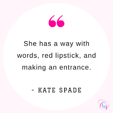 A Tribute To Kate Spade 12 Lessons We Learned From The Fashion Icon