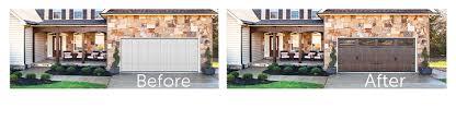 garage door design center