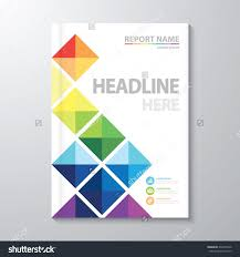 Business Report Cover Page Template Sample - Fishingstudio.com