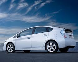 The renowned hybrid Toyota Prius. The world's first mass-produced ...