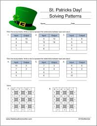 272 best St. Patrick's Day images on Pinterest | First grade, Math ...