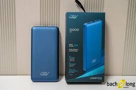 Sạc Dự Phòng Innostyle Powergo Pro 10000MAH (PD 18W + QC3.0 18W) Giá Rẻ -  Bạch Long Mobile