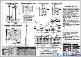 Курсовая по технологии земляных работ при строительстве Проект по дисциплине Технология и механизация строительного производства