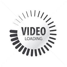 abstract vector logo video loading vector illustration © Алексей ...